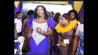 Popular Actress,Oluwakemi Motunrayo Dance In With Style On Her Movie Premiere+See Her Lovely Dress