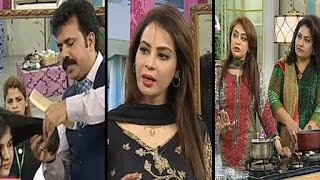 Ek Nayee subh With Farah - 5 September 2016 | Aplus