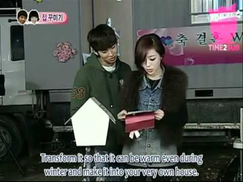 [wgm - Jo Kwon & Ga-in] Adam Couple Ep 5 Part 1 - Eng Sub.mp4 video