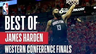 Best Of James Harden From The Western Conference Finals