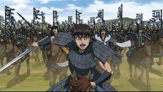 Top 5 animes de guerras
