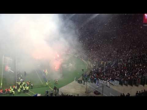 Fiorentina-Napoli 1-3  Gli Ultras dialogano solo con il Capitano Hamsik e la Digos