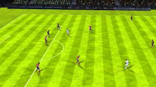 FIFA 14 Android - Clermont Foot VS Valenciennes FC