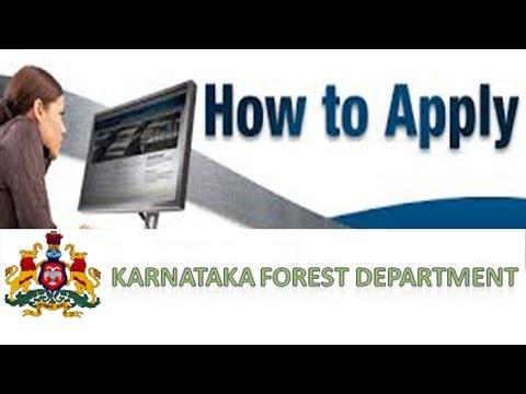Karnataka Forest Guard Recruitment 2016