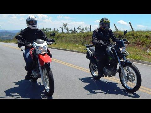 Comparativo Honda NXR 160 Bros x Yamaha XTZ 150 Crosser