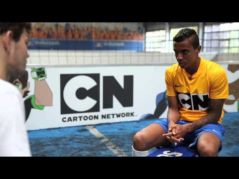 Картавый Футбол! Луис Густаво! Luis Gustavo