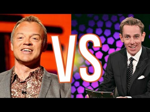 Graham Norton Show Vs Late Late Show