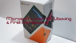 Microsoft Lumia 435 Unboxing & First Thoughts