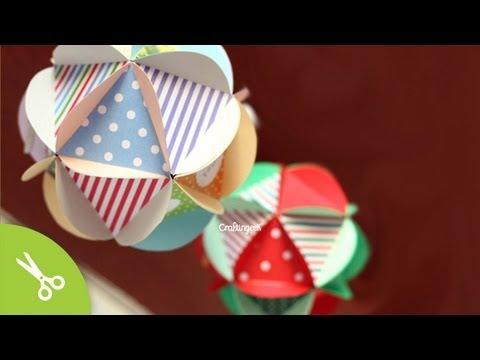 Bola Scrapbook ~ carta + detalle + dulces [ original, diferente y creativo] - San Valentin