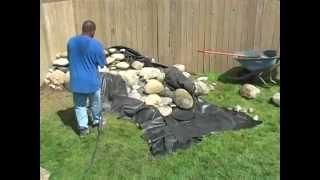 Savio - How to Build a Pond Free