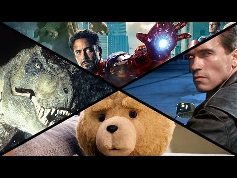 24 Películas Mas Esperadas del Verano 2015: Avengers 2, Jurassic World, Terminator y Mas