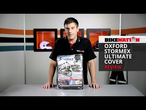 Oxford Stormex - Motorcycle Cover - Review