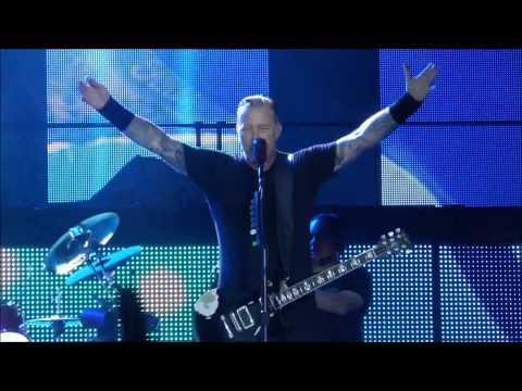 Metallica turn The Page, Istanbul Itu Arena, 13.07.2014 Full Hd video
