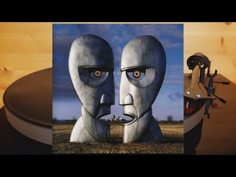 Pink Floyd ‎– The Division Bell - Vinyl
