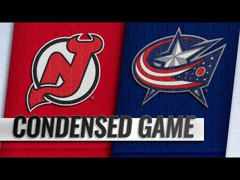 01/15/19 Condensed Game: Devils @ Blue Jackets