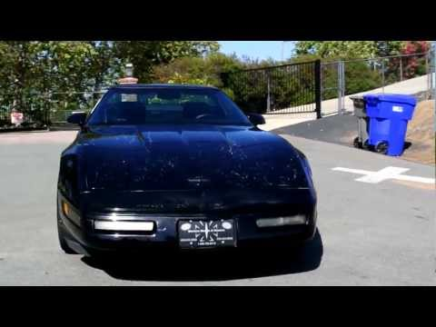 1993 Chevrolet Corvette C4 Sweet C 4 350 LT-1 LT1 Sports Car Youtube Special Call Me