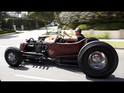 Satan s Rat-Rod: 1931 Ford - /BIG MUSCLE