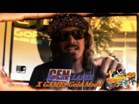 CEN - X GAMES 2013 -  Bucky Lasek, Elliot Sloan, and Jeb Corliss