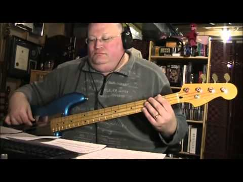 The Police Synchronicity II Bass Cover Fender Precision