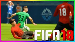 FUNNIEST GAME EVER! FOR REAL THIS TIME!! | FIFA 18 Pro Clubs
