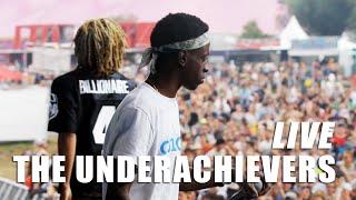 The Underachievers - Sun through the rain (Dour 2015)