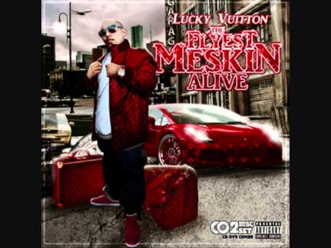 Lucky Luciano -  Drank Sippa (Feat. G-Moe & Young Phee) (The Flyest Meskin Alive) (Track 8)