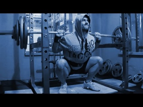 Squatting with Wendler... Again | 5/3/1 Cycle 11.1 Squat W17 Cut