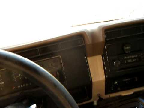 1982 F-150 Ford 300 ci inline 6 no exhaust