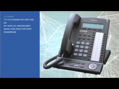 Panasonic KX-T7630 Business Phone