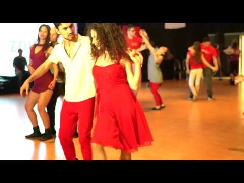 00278 Igor & Susana with Others TBT @ CZC2016 ~ video by Zouk Soul