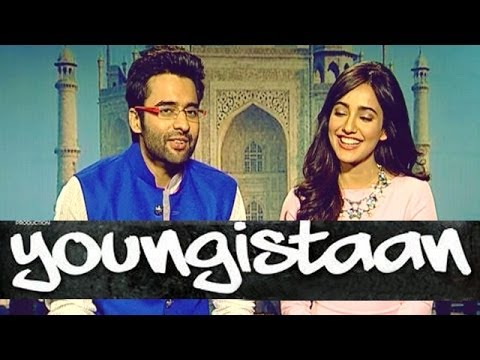 Youngistaan | Jackky Bhagnani & Neha Sharma Exclusive Interview video
