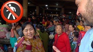 India's Women Only Market | 🚷 Men Not Allowed