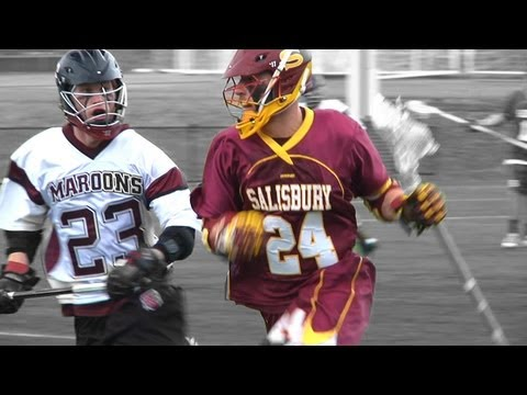 Salisbury vs. Roanoke | College Lacrosse Highlights | Prodigy Launch