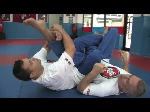 Jiu-Jitsu & Judo Submission Moves : Jiu-Jitsu & Judo Submission Moves: Toe Holds Image 1