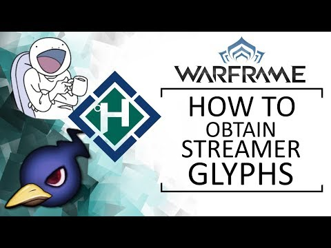Warframe I Streamer Glyphs p.2