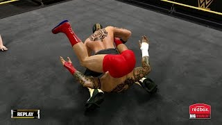 WWE 2K15 PS4 My Career Ep 1 - What Went Wrong? (Powered By Elgato Gaming)