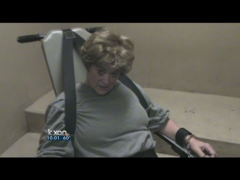 Video: Jailers Had To Restrain Lehmberg video