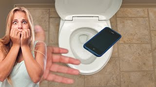 Dropped My Phone In The Toilet Dr Noob 39 S Lab