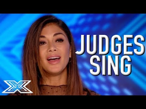 When JUDGES SAVE Auditions On The X Factor UK and Romania  X Factor Global