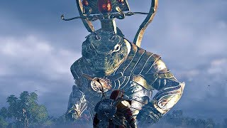 Assassin's Creed Origins - SOBEK Boss Fight (Trial of the Gods)