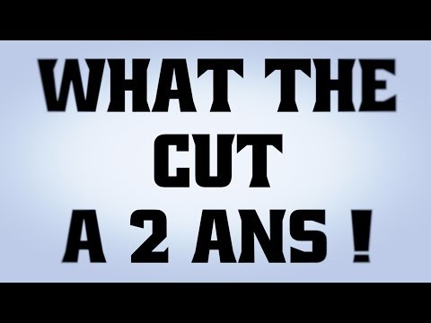 WHAT THE CUT A 2 ANS !