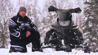 SLED REVIEW: 2013 YAMAHA NYTRO XTX
