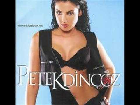 Petek Dinçöz - Kardan Adam Video Klibi