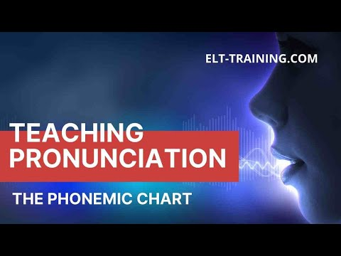 Introduction to the Phonemic Chart