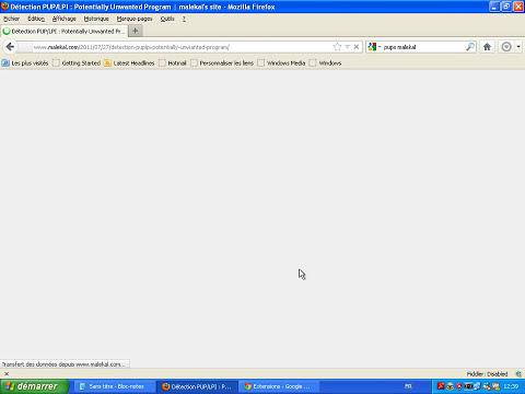 AdwCleaner V3 - supprimer les adwares et programmes parasites
