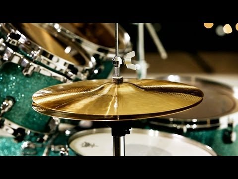 Beginner Drum Lessons: Foot Hi-Hat