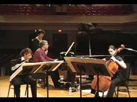 Dolce Suono Trio - Cacioppo Part 1