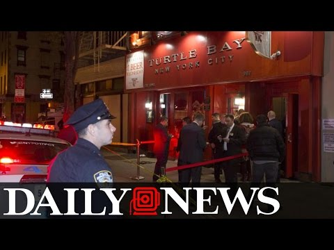 Army Soldier Slashes Marine in Midtown Bar