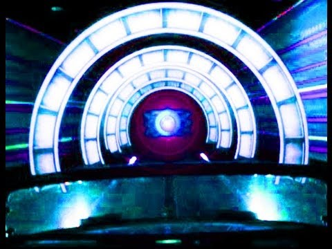 Test Track 2.0 (Tron) Nightvision POV at Disney's Epcot!
