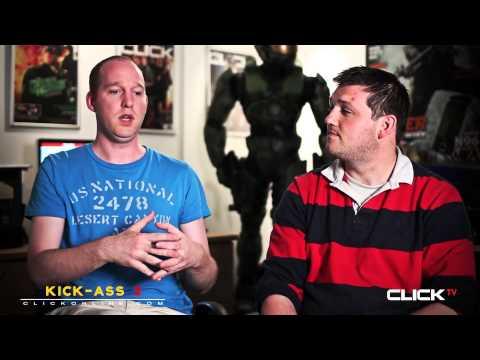 Kick-Ass 2 Video Review - Jack and Daniel